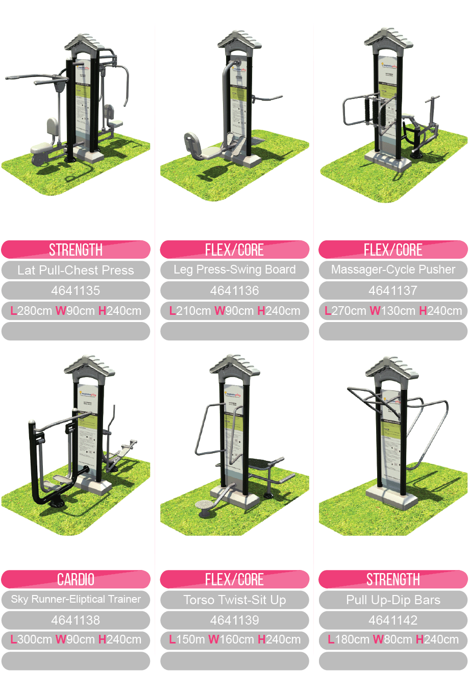 Hybrid fitness equipment
