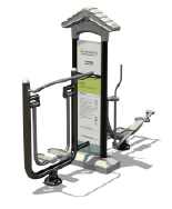 Hybrid fitness example
